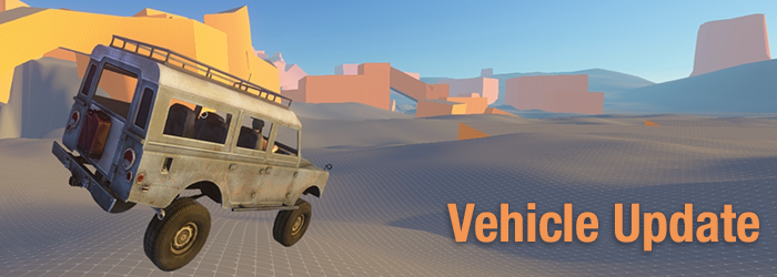 Vehicle Update