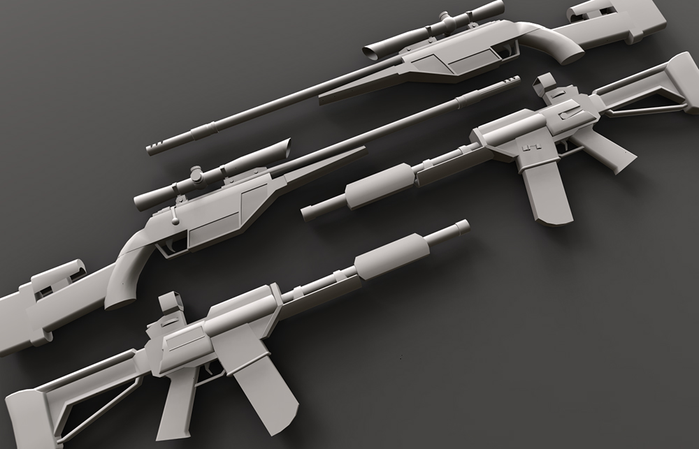 gunsprettyrender