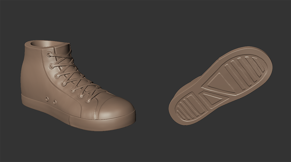 shoesculpt