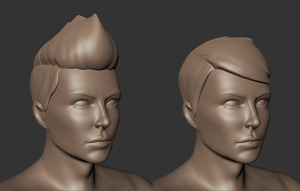 female_sculpts