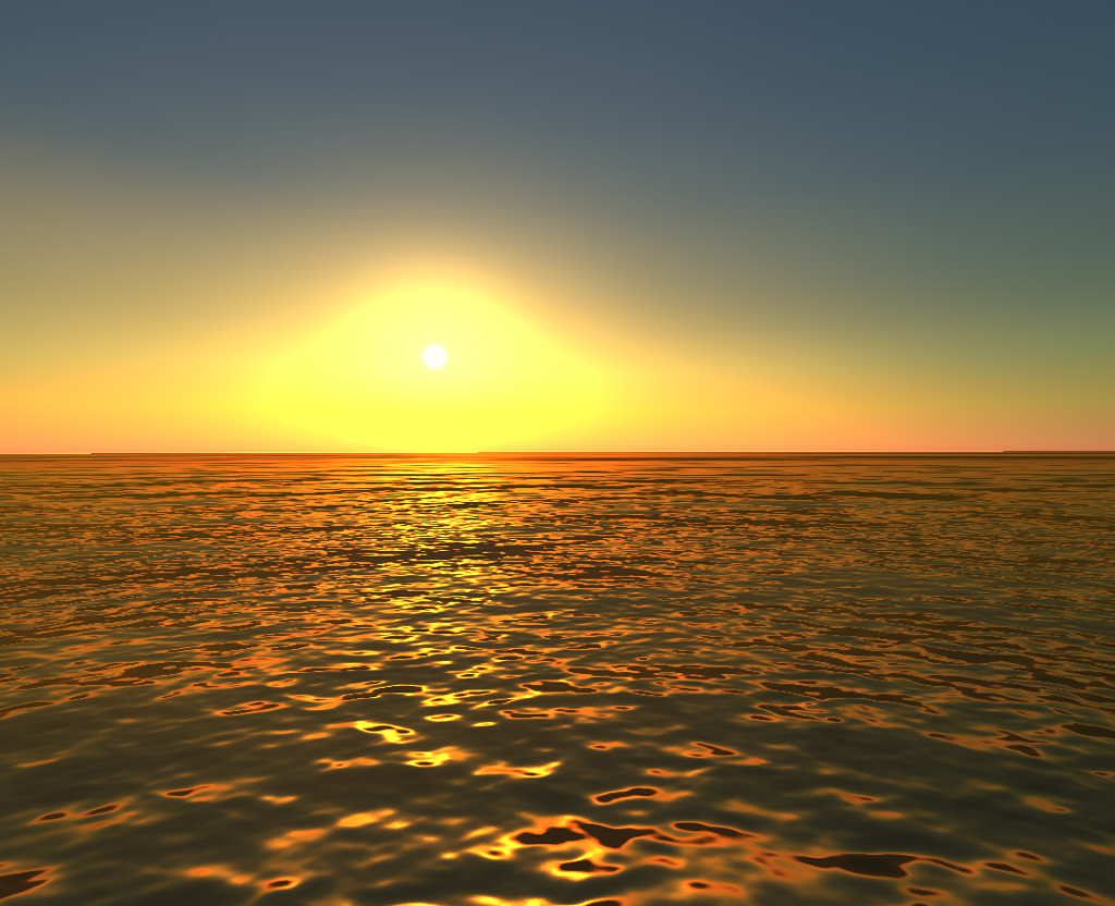watersunset