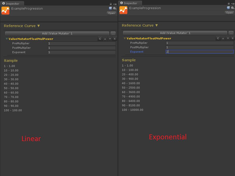 LinearProgression2