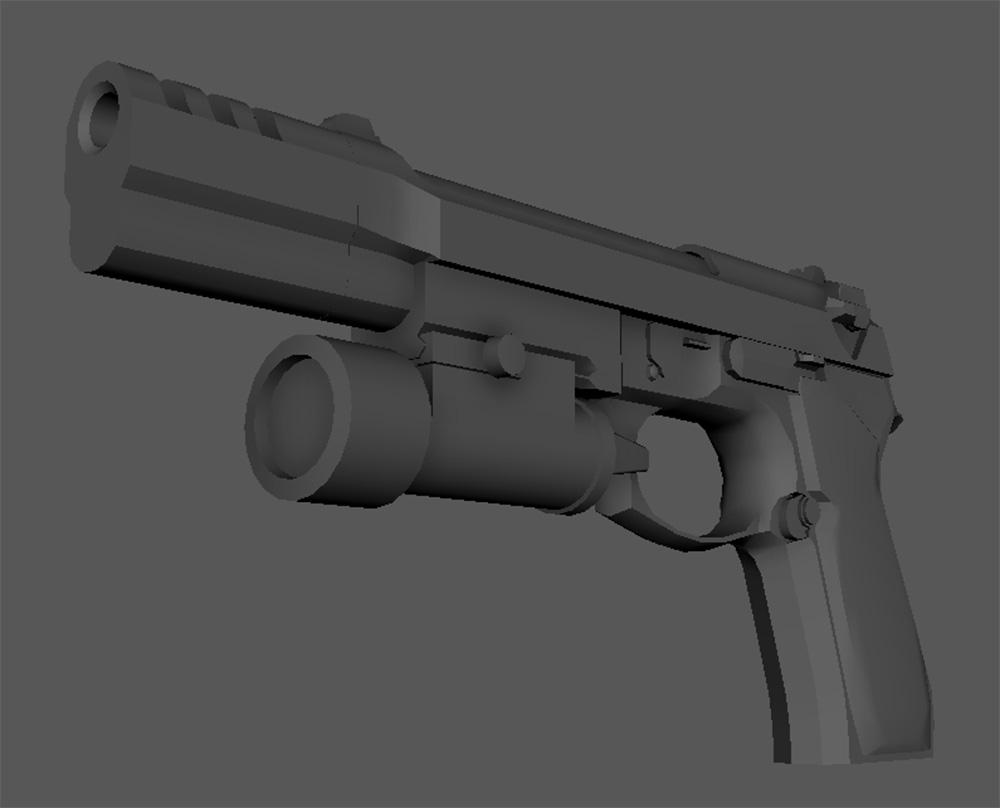 PistolAgain